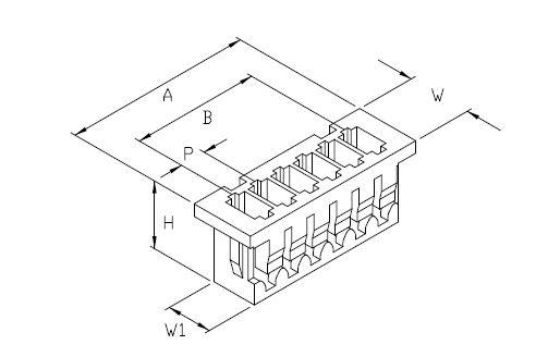 JP24125-6 連接器