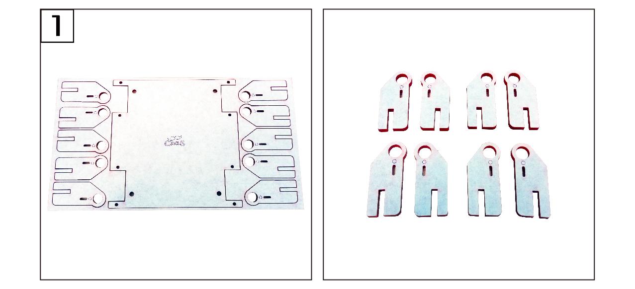 icchannel套件包,Q腳獸,使用說明書